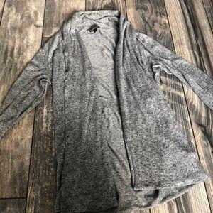 Express gray cardigan!